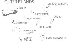 האיים החיצוניים של סיישל